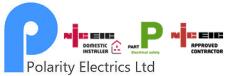 Polarity Electrics LTD Logo