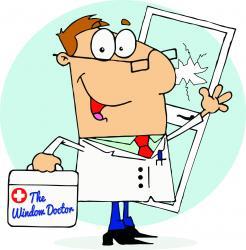 The Window Doctor Anglia Ltd Logo