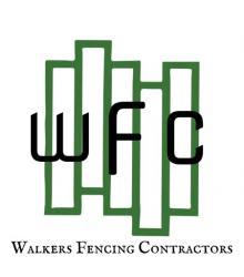 Walkers fencing contractors Logo