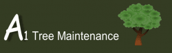 A1 Tree Maintenance logo
