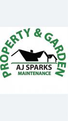 Aj sparks maintenance logo