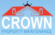 CROWN PROPERTY MAINTENANCE Logo