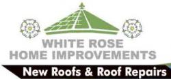 WHITE ROSE HOME IMPROVEMENTS Logo