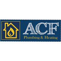 ACF PLUMBING AND HEATING logo