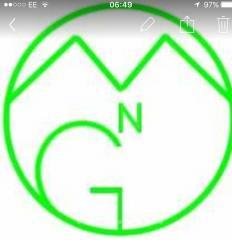 Mownngrown Garden Maintenance logo