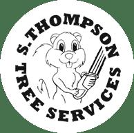 S THOMPSON TREE SERVICES Logo