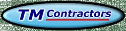 TM CONTRACTORS Logo