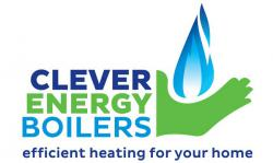 CLEVER ENERGY BOILERS logo