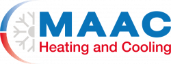 MAAC HEATING AND COOLING LTD Logo