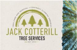 Jack Cotterill Tree Services Limited Logo