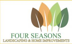 FOUR SEASONS LANDSCAPING & HOME IMPROVEMENTS Logo