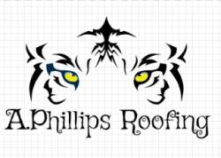 A.phillips roofing logo