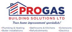 PROGAS BUILDING SOLUTIONS LTD Logo