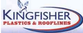 KINGFISHER PLASTICS AND ROOFING logo
