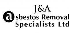 J&A Asbestos Removal Specialists LTD Logo