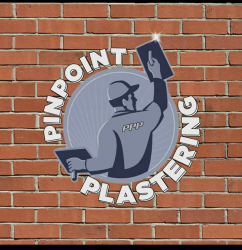Pinpoint plastering (fb) Logo
