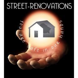Street renovations Logo