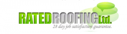 RATED ROOFING LTD Logo