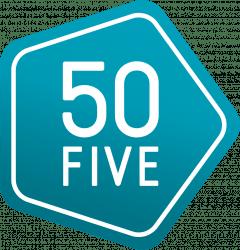 50FIVE (UK) logo