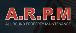 ALL ROUND PROPERTY MAINTENANCE logo