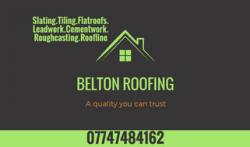Belton roofing Logo