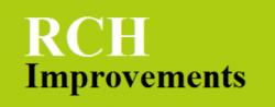 RCH IMPROVEMENTS Logo