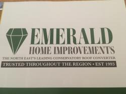 Emerald Home Improvements logo