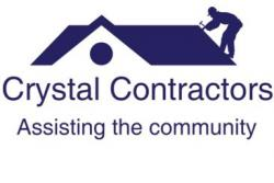 Crystal Contractors Logo