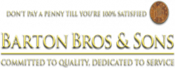 BARTON BROTHERS Logo