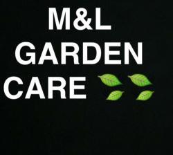 M & L Landscapes logo