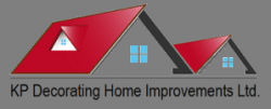 KP DECORATING HOME IMPROVEMENTS logo