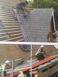 Main photos of FRANK EASTWOOD T/A PROLINE ROOFING & PROPERTY MAINTENANCE.