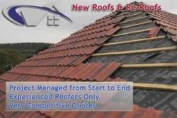 Full roof replacement pri