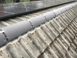Excellent maintenance free dry ridge system