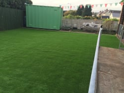 Artificial Grass For Nursery.