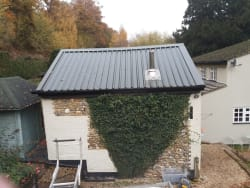 One of our re-roofs