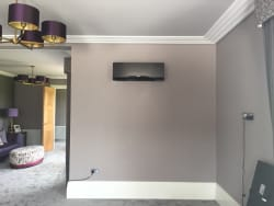 Mitsubishi Electric ZEN wall mounted unit.