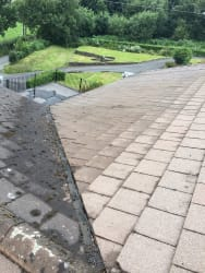 Roof Cleaning of REDLINE UPVC INSTALLATIONS LTD