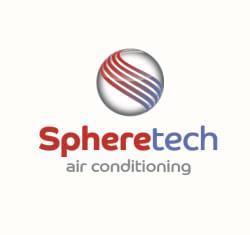 Spheretech Air Conditioning Ltd Logo