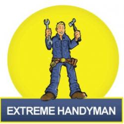 Extreme Handyman, Fencing & Decorating Services Logo