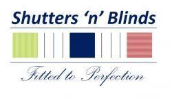 SHUTTERS 'N' BLINDS LTD Logo