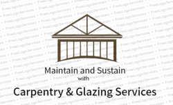 Carpentry and Glazing Services logo