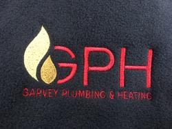 Garvey Plumbing and Heating Ltd Logo