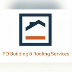 PD BUILDING & ROOFING SERVICES logo