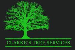 CLARKE'S TREES Logo