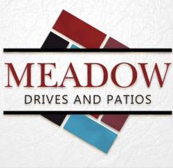 MEADOW DRIVES AND PATIOS logo