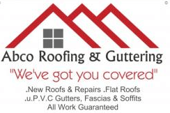 ABCO ROOFING & GUTTERING logo