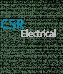 CSR Electrical Logo