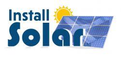INSTALL SOLAR logo