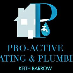 PROACTIVE HEATING AND PLUMBING LTD Logo